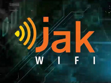 Internet Gratis JakWIFI Dirasakan Manfaatnya oleh Masyarakat DKI Jakarta