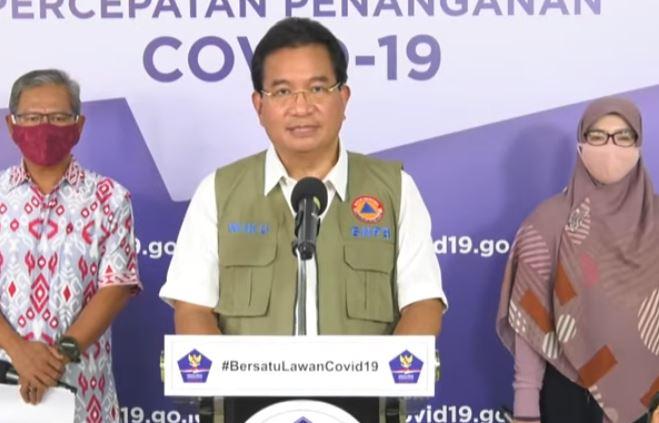 Satgas Covid-19 Sebut Keterisian Ruang Isolasi dan ICU di Jakarta Meningkat